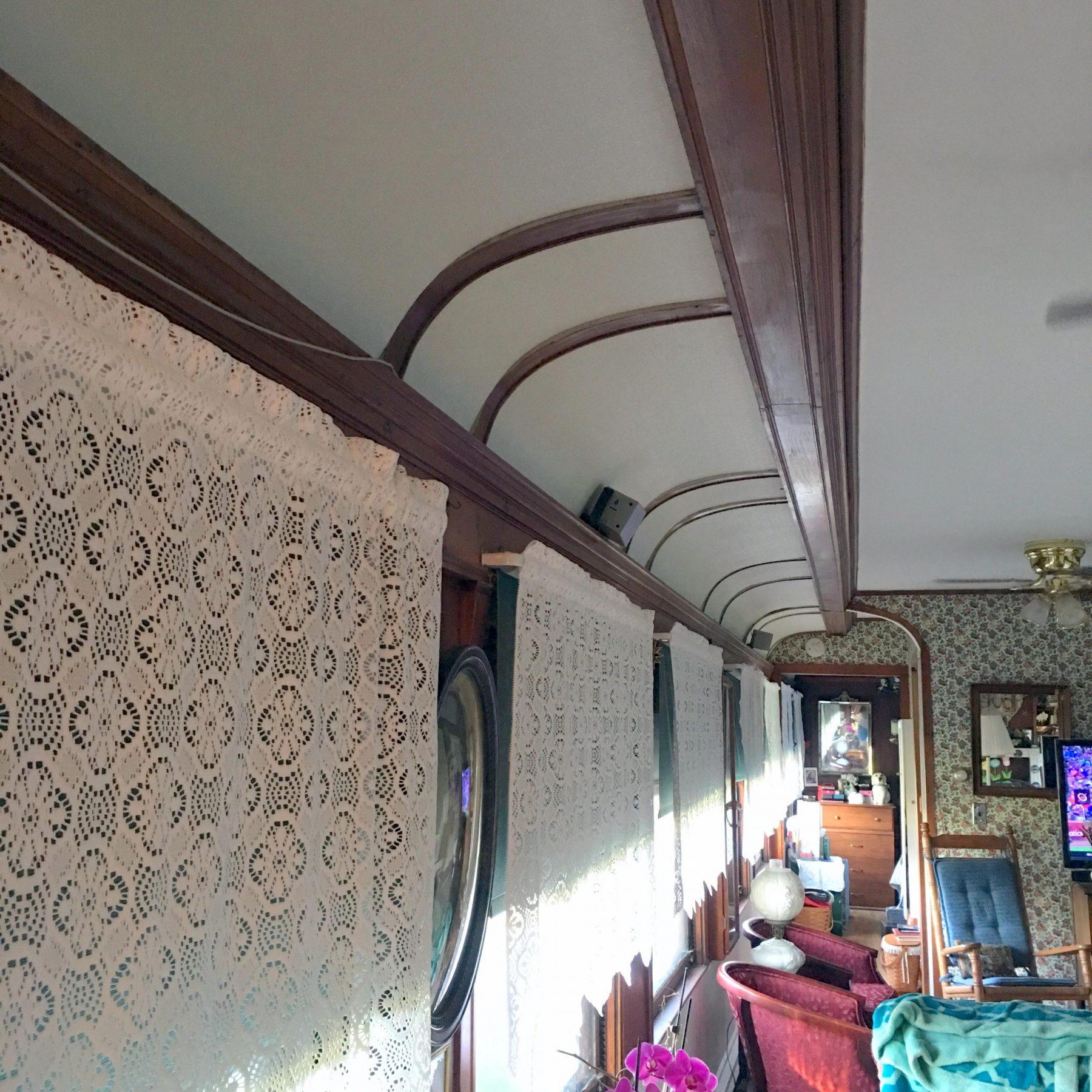 Maxson dome ceiling